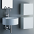 RS Series Washstand WT.RS400H-0
