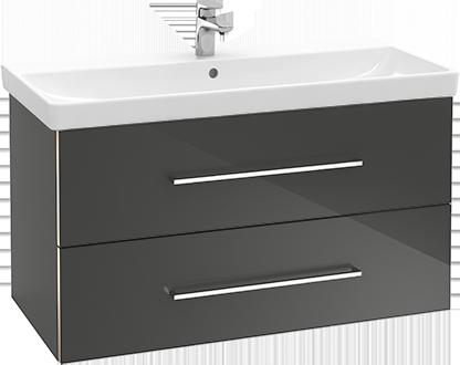 Avento Vanity Washbasin Furniture Combination Villeroy